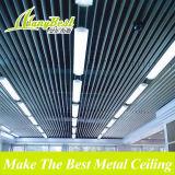 Plafond décoratif de tube rond en aluminium