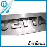 Plastic personalizado Badge Emblem para Cars Outdoor