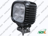 クリー語40W 5 Inch Square、LED Work Lamp Flood Light 10-30V、LED Offroad Driving Fog Super Bright Light