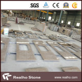 Brames blanches normales Polished de granit de Kashimir pour des partie supérieure du comptoir/mur/étage