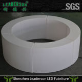 Contador moderno iluminado Ldx-Z25 plástico impermeable de la barra del vector de té LED