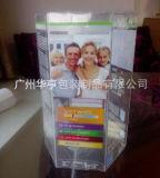 Gute Qualitätsgedruckter Hexagon-Plastikschaukarton (Geschenkverpackungskasten)