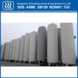 Oxígeno Uso industrial criogénico de nitrógeno líquido del tanque de almacenamiento