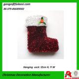 De Slinger van het Klatergoud van het Ornament van Kerstmis