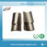 Magnete industriale del neodimio dell'arco di alto gauss