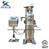 Centrifugador tubular elevado da velocidade de rotação 28000 RPM do aço inoxidável