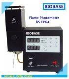Test K、Na、李、CAへの実験室Flame Photometer