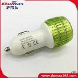 移動式携帯電話の小道具2 USBの引き込み式の金属車の充電器