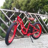 "gros pneu du vélo 26 "" 48V électrique/gros vélo de la montagne E de pneu"