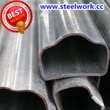 Câmara de ar de aço de recozimento galvanizada ERW da seção especial (T-07)