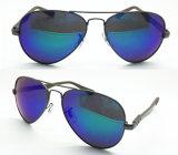 Gafas de sol del metal con la lente de Revo