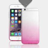 Handy-Fall der Regenbogen-Serien-Steigung-TPU für iPhone