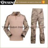 Vier Farben-Armee-taktische Kampf-Frosch-Tarnung-Uniform