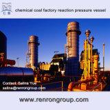 Agro生物発熱体の圧力容器の嫌気性の生物反応炉V-13