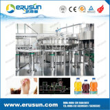 Automatic Carbonated Drink Liquid Filling Machine