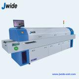 6 de Solderende Machine van PCB van de streek met Hoogste Kwaliteit