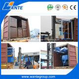 Bloco do baixo preço e tijolo/bloco Semi automáticos que faz a máquina Qt4-24