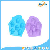 Moulage neuf de savon de silicones de moulage de silicones de cône de glace de ventes