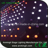 Cortina de la bola del pixel del RGB LED