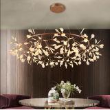 Späteste runde wundervolle Leuchter-Lampen-Beleuchtung des Entwurfs-LED in Dia1060
