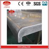 Painel de alumínio material decorativo do favo de mel para a parede de cortina (Jh151)