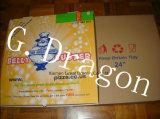 Disponible dans de nombreuses tailles différentes Boîte à pizza en papier carton ondulé (CCB0235)