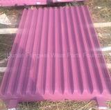 De hoge Plaat van de Kaak van de Vervangstukken van de Maalmachine van de Kaak van het Staal van het Mangaan