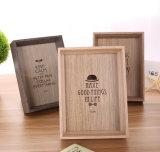 Décoration à la maison simple Cadres photo en bois