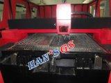 Metallplattenlaser-Ausschnitt-Stahlmaschine mit Wolrd Famousopen CNC-System