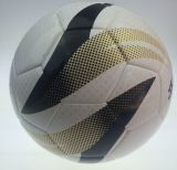 Taille de collage sans couture 5 de boules de football de PVC