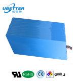 Batteria personalizzata di alto potere 72V LiFePO4 per il veicolo elettrico ibrido o puro, conservazione dell'energia, sistema solare, UPS