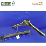 Wood di lusso afflitto Hanger per Brand Clothes (MC073)