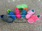 Спорт впрыски детей обувает ботинки вскользь ботинок идущие (HH16-8)