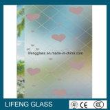 La impresión de seda de la alta calidad templó/vidrio endurecido