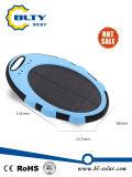 Carregador móvel solar 4000mAh da venda quente