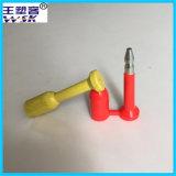 Selo plástico do parafuso do recipiente da injeção da alta qualidade (ABS)