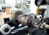 Машина баланса ротора электрического двигателя