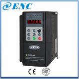 mecanismo impulsor tamaño pequeño VFD de la frecuencia de la variable de control del vector del flux 0.4kw