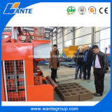 Máquina automática do bloco de cimento da parede quente da construção da venda