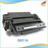 Cartucho de tonalizador compatível do cavalo-força Q6511A Q6511X 11A 11X com redução dos atolamentos de papel