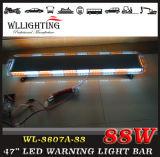 """Diodo emissor de luz Lightbar de advertência Emergency 47 do carro de polícia """""""