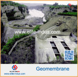 Forro da represa do lago pond do HDPE
