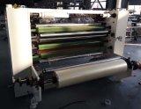 Machine de fente transparente de écriture de labels automatique de bande d'OPP