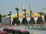 Grosses Partei-Ereignis-Zelt des Festzelt-2016 für Kirche