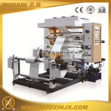 기계를 인쇄하는 더미 타입-2 색깔 Flexo