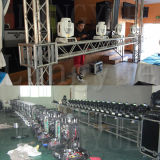 Luz principal movente do feixe 5r do disco 200W Sharpy do estágio do equipamento do DJ
