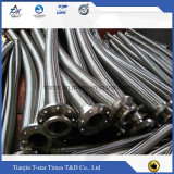 High Temperature Oil Resistant Corrugated SUS304/SUS316 Flexible Metal Hose