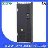 inversor pesado de la frecuencia de 280kw Sanyu para la máquina del ventilador (SY8000-280G-4)