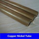 De Naadloze Buis van het Nikkel van het Koper van ASTM B111 C70600