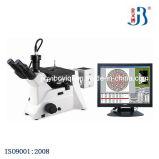 Rapidement identification du microscope métallurgique de Digitals